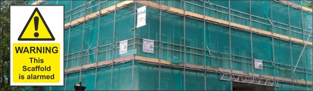 scaffolding allarms