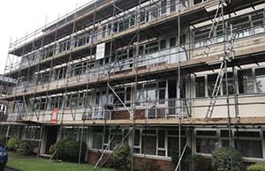 Are you afraid of placing an order for professional scaffolding