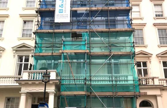 B&J Scaffolding Company will save you hassle!