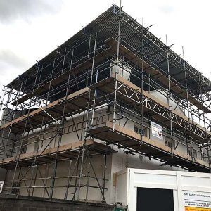 B&J Scaffolding has been providing scaffolding hire services to over one thousand customers